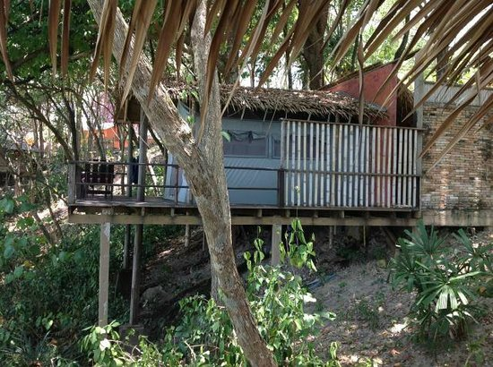 Relax Bay Resort: Tent experience