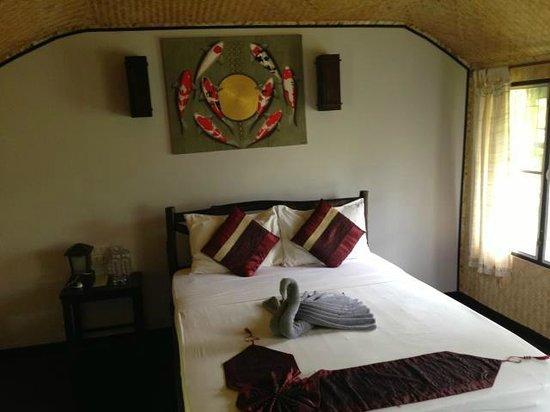 Relax Bay Resort: regular fan and Ac garden room