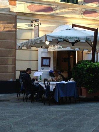 Ristorante Da Michele: outdoor tables
