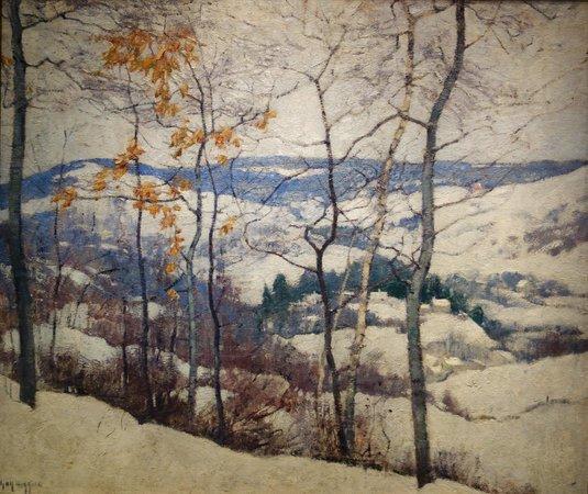 Smithsonian American Art Museum: Guy Wiggins: The Quiet Valley