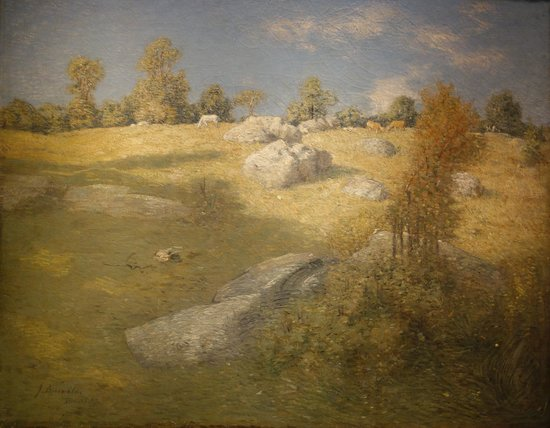 Smithsonian American Art Museum: Upland Pasture