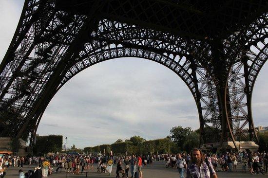 Tour Eiffel : eiffelturm 2