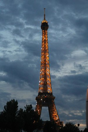 Tour Eiffel : eiffelturm 3