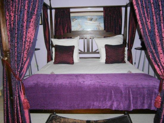 Kleinbosch Lodge: Honeymoon Zimmer 1