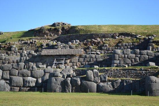 Sacsayhuamán: Ruinas