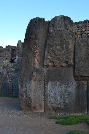 Sacsayhuamán: Pedras