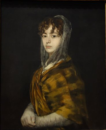 National Gallery of Art : Goya: Saba Garcia
