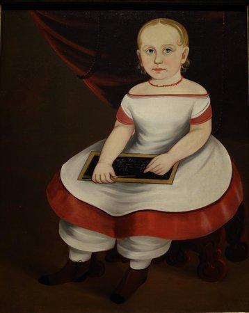 Galería Nacional de Arte: Prior-Hamblin: Little Girl
