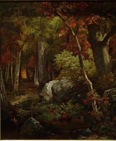 Galería Nacional de Arte: Wil. Tr. Richards: October