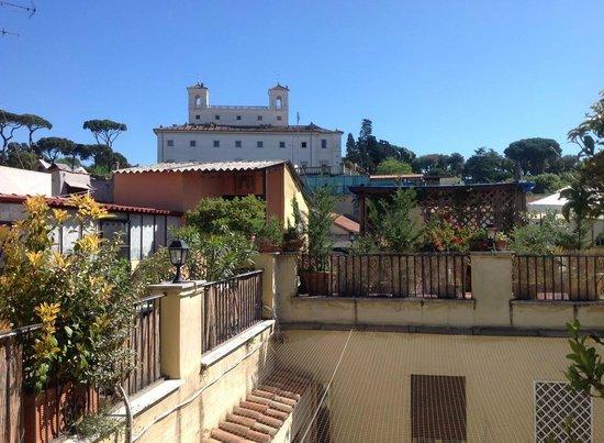 Domus Valeria : Roof Terrace