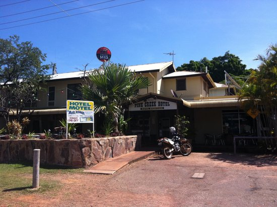 Pine Creek Hotel Motel