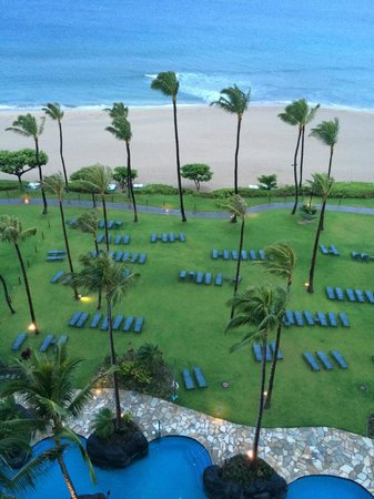 Marriott's Maui Ocean Club  - Lahaina & Napili Towers: Beautiful view