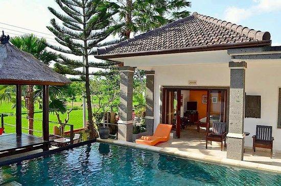 Balam Bali Villa: Chambre Jaipur