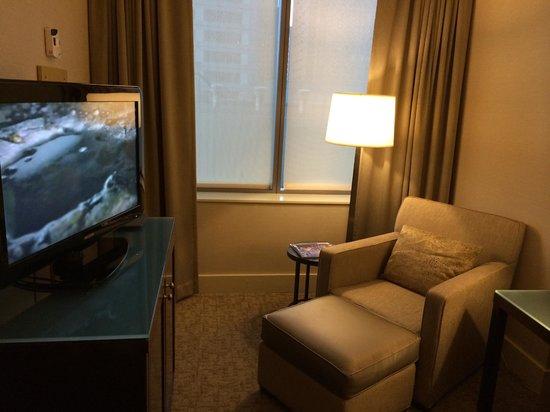 The Westin Bellevue: Room