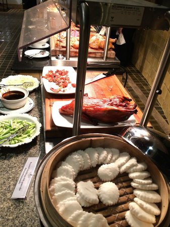 Royal Cliff Grand Hotel : Субботнее BBQ
