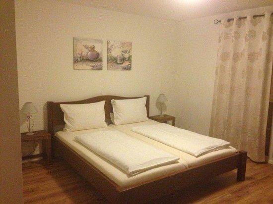 Pension Vanii: спальня