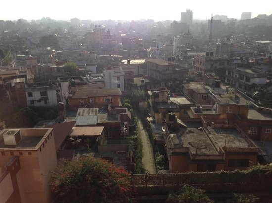 Radisson Hotel Kathmandu: View from Radisson