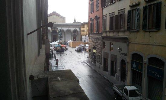 Soggiorno Panerai : View from the balcony