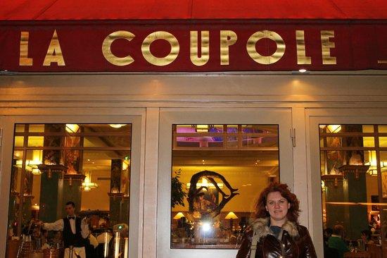 La Coupole : витрины ресторана