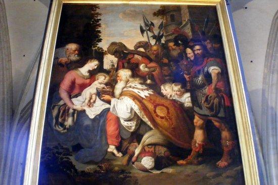 Liebfrauenkathedrale (Onze-Lieve-Vrouwekathedraal): Painting