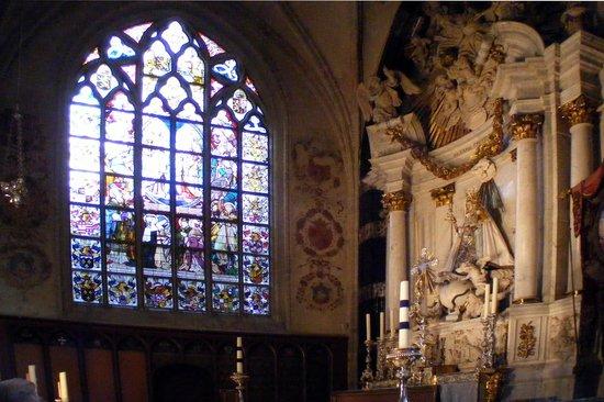 Liebfrauenkathedrale (Onze-Lieve-Vrouwekathedraal): 1503 window