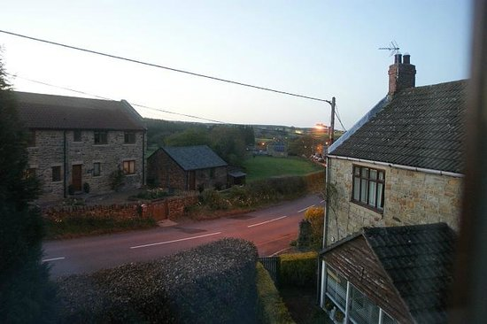 Oak Cottage: View from room
