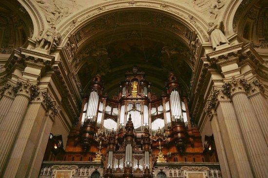 Berlin Cathedral: Орган