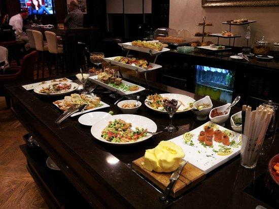 Kfar Maccabiah Hotel & Suites: Business Lounge
