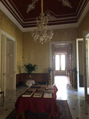 Palazzo Montevago: Uno de los salones del Montevago
