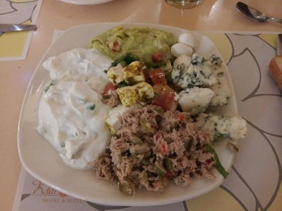 Kfar Maccabiah Hotel & Suites: Breakfast