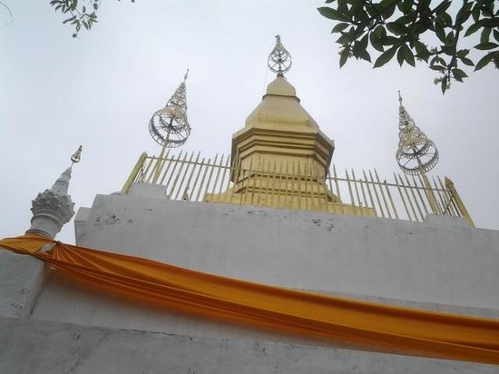 Old Quarter Luang Prabang : Top of Phousi