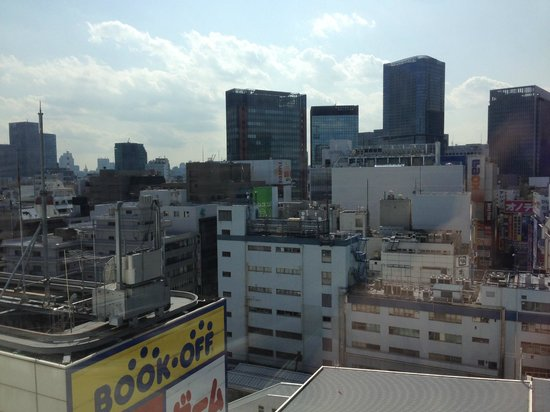 remm Akihabara: view from our room - 1322
