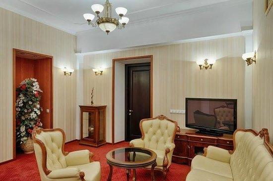 Hotel Ukraine: Baquette hall