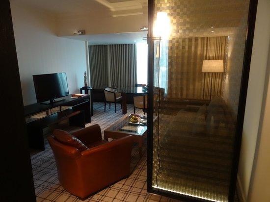 Grand Hyatt Erawan Bangkok: Grande Suite