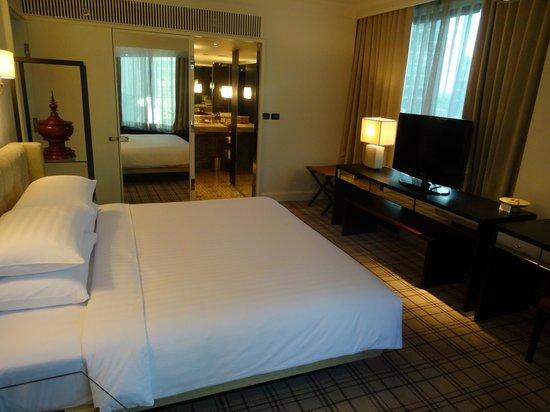 Grand Hyatt Erawan Bangkok: Grande Suite bedroom