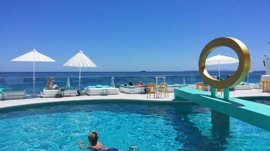Santos Ibiza Coast Suites: Pool