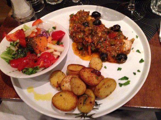 Cafe Citta: Epic swordfish!
