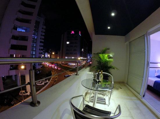 Aqua Granada Hotel: Loft Suite + Balcón (opcional)