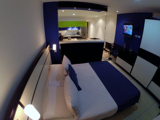 Aqua Granada Hotel: Loft Suite en 2 ambientes