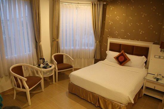 Ruby River Hotel : Kamer