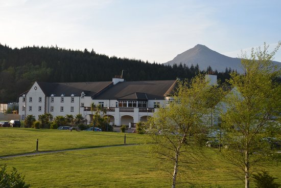 Auchrannie Resort : sunrise