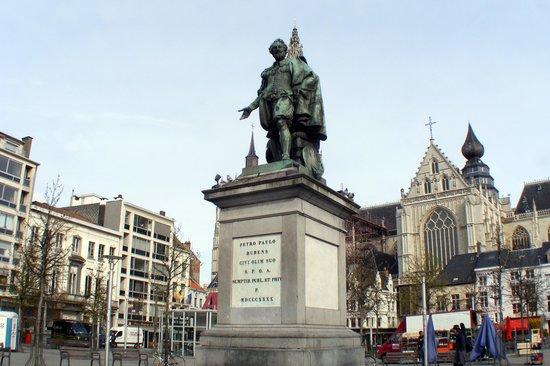 Town Hall (Stadhuis): Peter Paul Rubens
