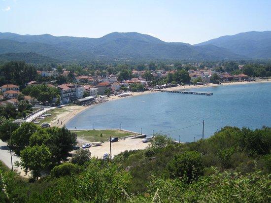 Hotel Liotopi: Olympiada Bay