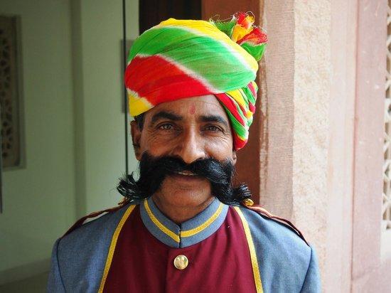Ranbanka Palace: Great Doorman