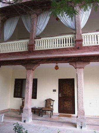Ranbanka Palace : Room