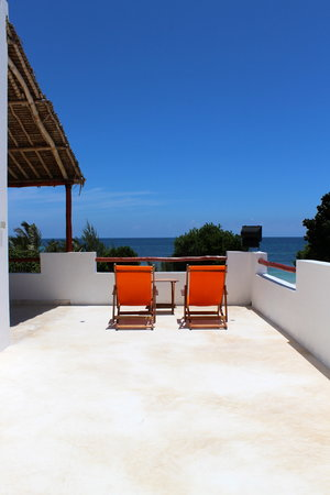 Hotel Sonrisa : Relax with amazing ocean view