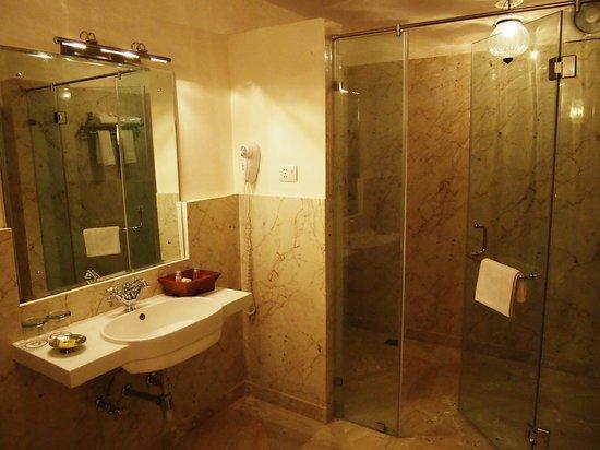 Ranbanka Palace: Bathroom