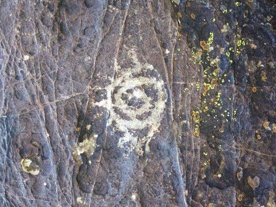 Parowan Gap Petroglyphs: Parowan Gap