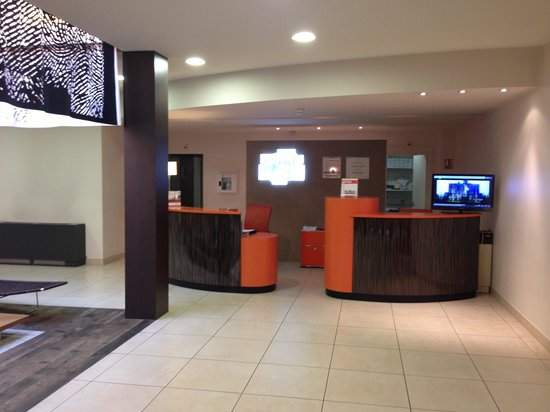 Holiday Inn Blois Centre : Reception