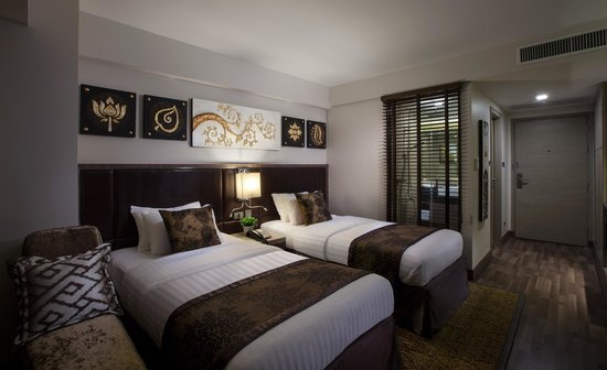 Grand Swiss Sukhumvit 11 by Compass Hospitality: Premier Room